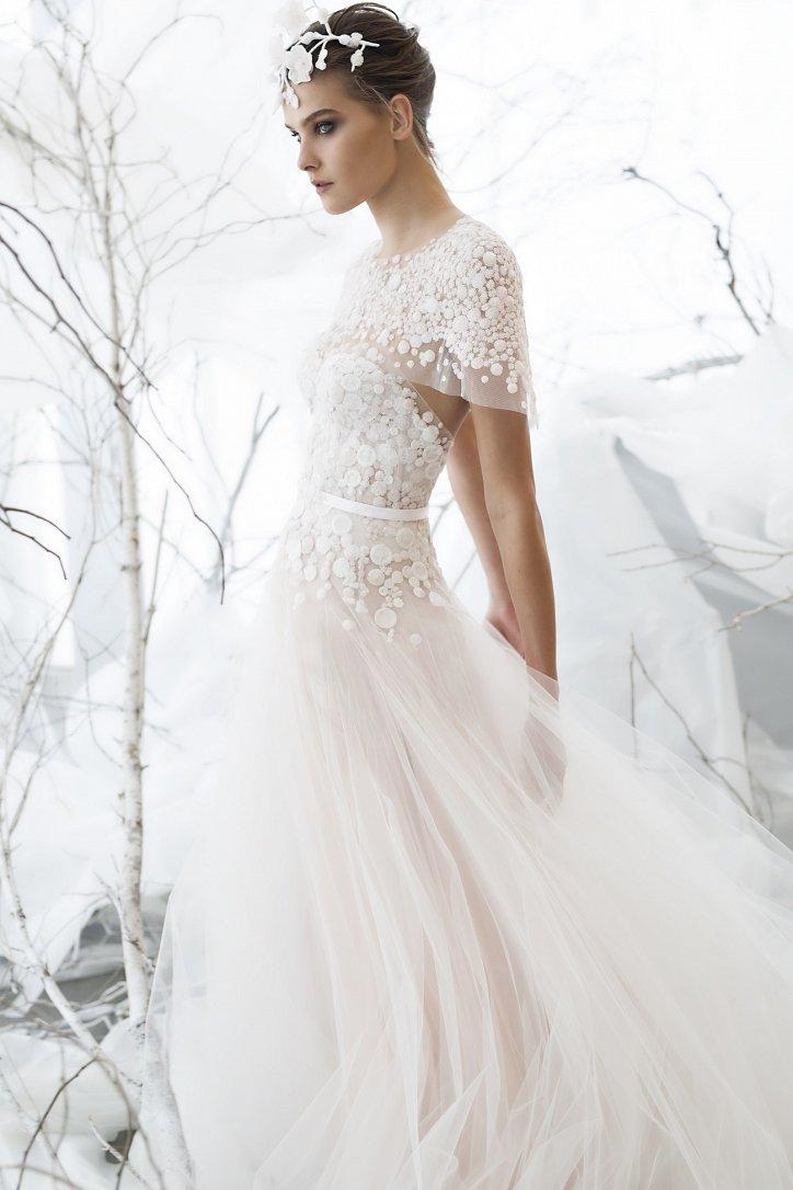 Коллекция свадебных платьев Mira Zwillinger 2017 фото №28