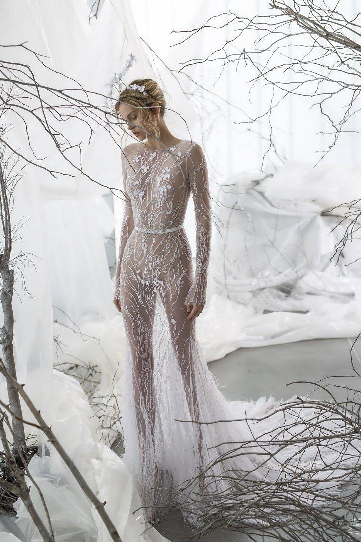 Коллекция свадебных платьев Mira Zwillinger 2017 фото №29