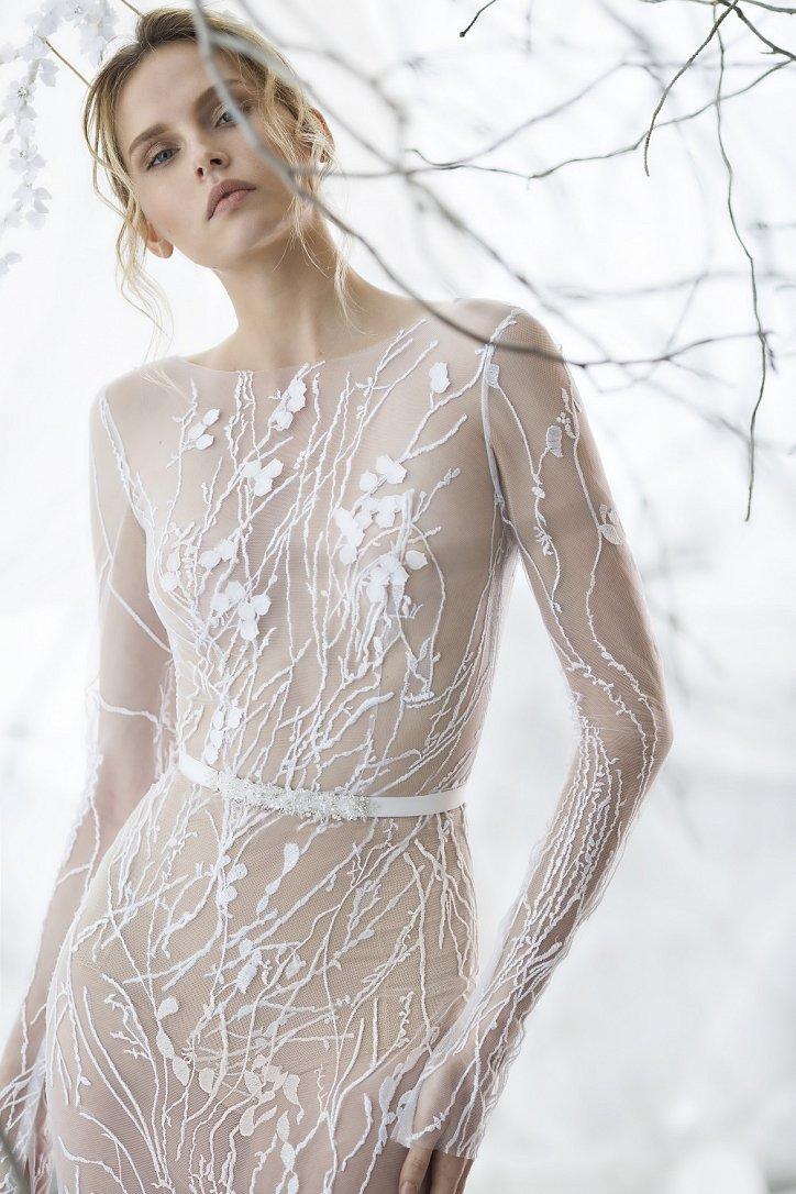 Коллекция свадебных платьев Mira Zwillinger 2017 фото №30