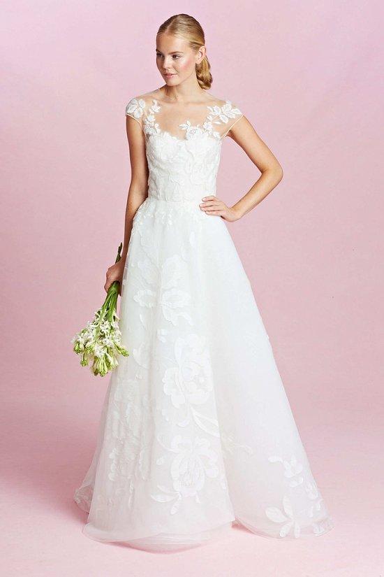 Коллекция свадебных платьев Oscar de la Renta осень-зима 2015-2016