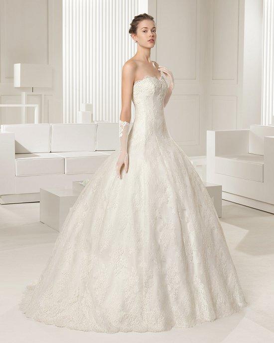 Коллекция свадебных платьев Rosa Clara 2015 фото №5