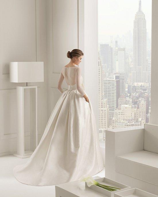 Коллекция свадебных платьев Rosa Clara 2015 фото №7