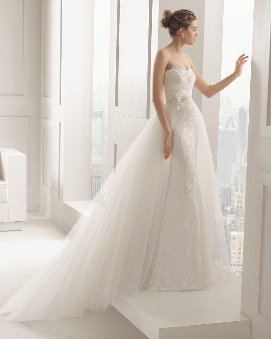 Коллекция свадебных платьев Rosa Clara 2015 фото №8