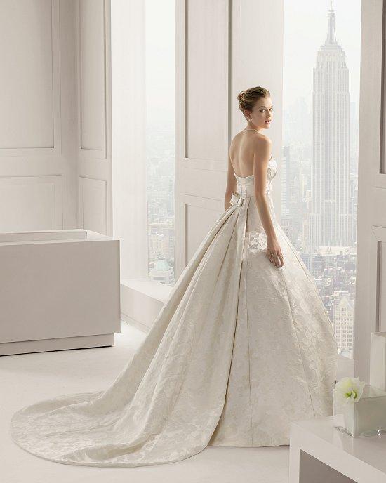 Коллекция свадебных платьев Rosa Clara 2015 фото №10