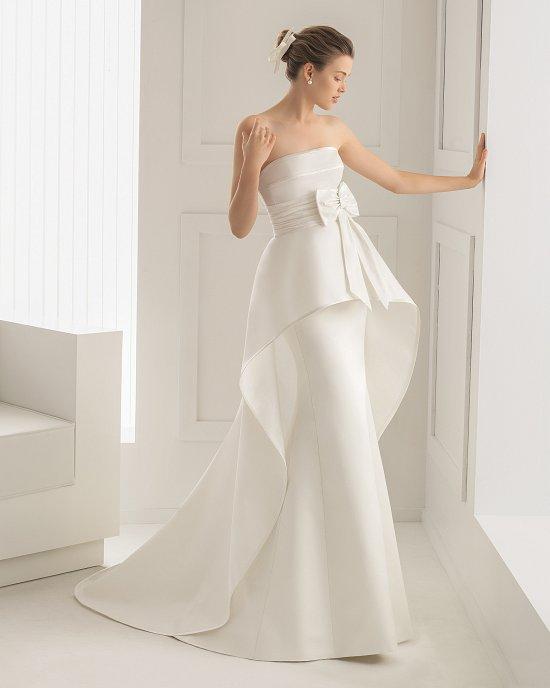 Коллекция свадебных платьев Rosa Clara 2015 фото №11