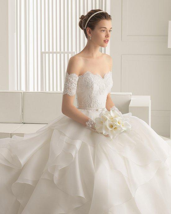 Коллекция свадебных платьев Rosa Clara 2015 фото №12