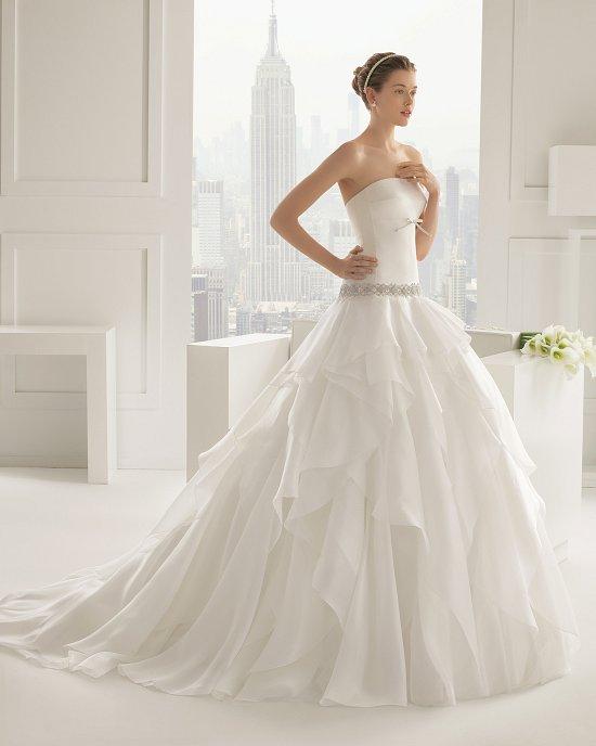 Коллекция свадебных платьев Rosa Clara 2015 фото №14