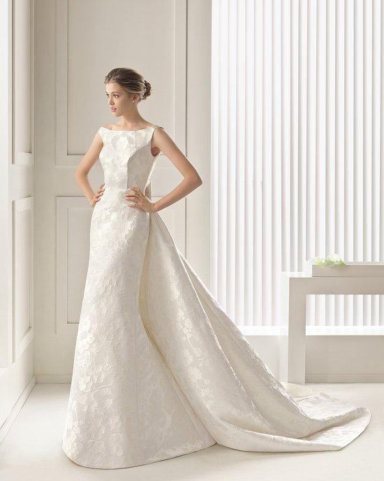 Коллекция свадебных платьев Rosa Clara 2015 фото №15