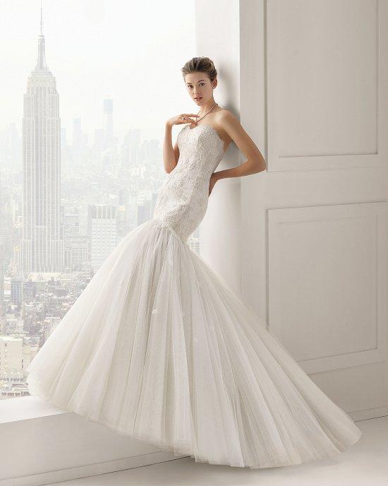 Коллекция свадебных платьев Rosa Clara 2015 фото №18
