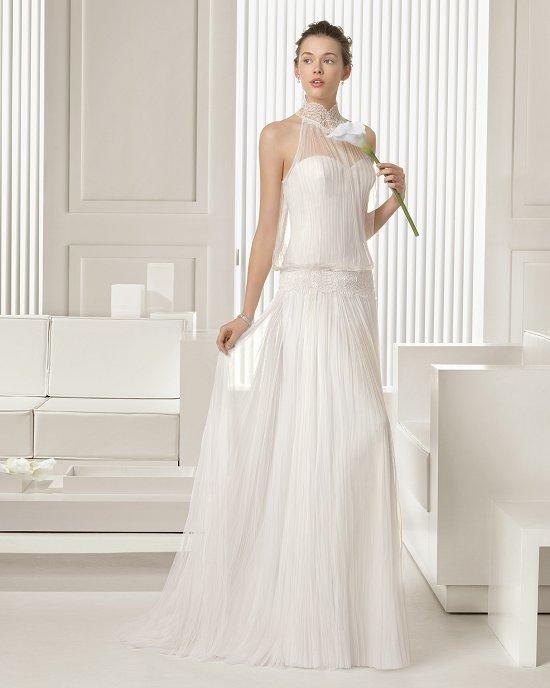 Коллекция свадебных платьев Rosa Clara 2015 фото №19