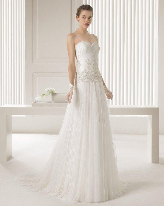 Коллекция свадебных платьев Rosa Clara 2015 фото №21