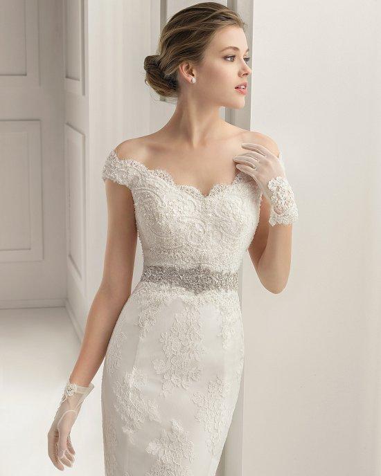 Коллекция свадебных платьев Rosa Clara 2015 фото №22