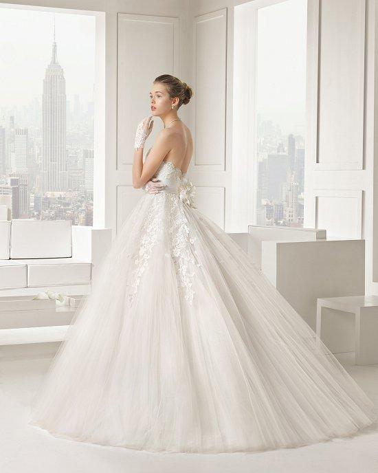 Коллекция свадебных платьев Rosa Clara 2015 фото №25
