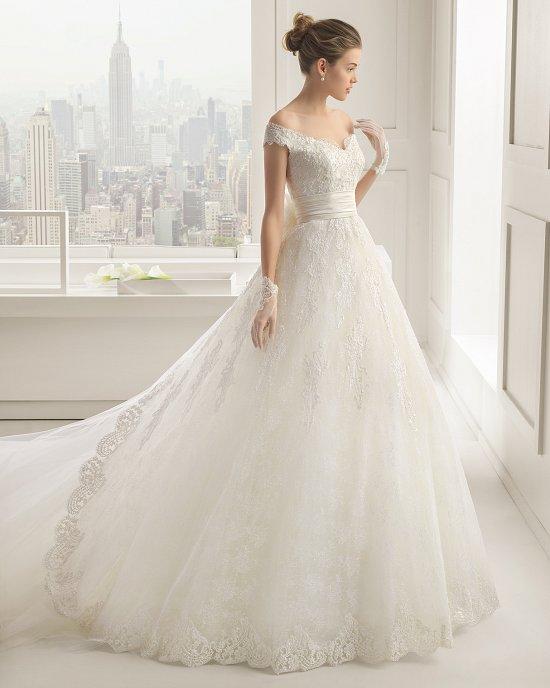 Коллекция свадебных платьев Rosa Clara 2015 фото №27