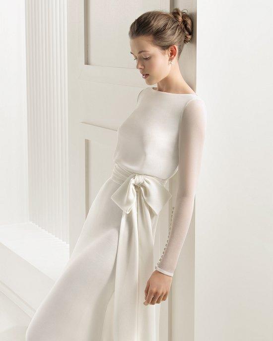 Коллекция свадебных платьев Rosa Clara 2015 фото №28