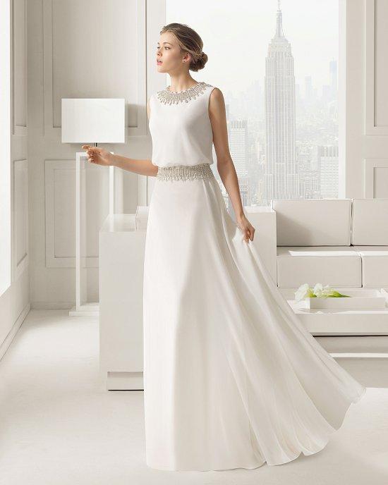 Коллекция свадебных платьев Rosa Clara 2015 фото №35