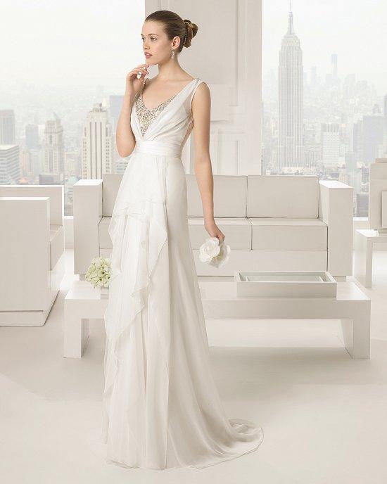 Коллекция свадебных платьев Rosa Clara 2015 фото №36