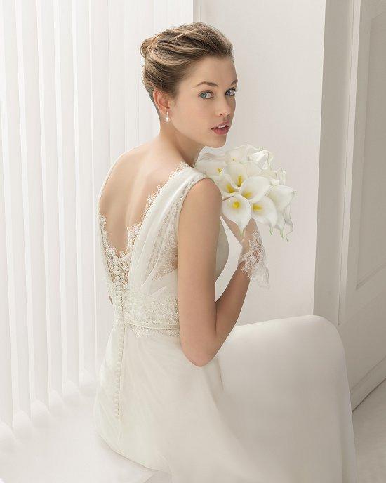 Коллекция свадебных платьев Rosa Clara 2015 фото №39