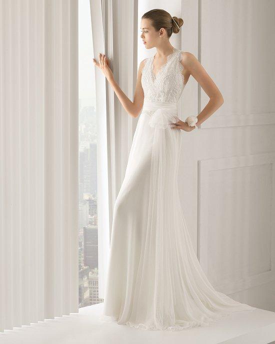 Коллекция свадебных платьев Rosa Clara 2015 фото №40