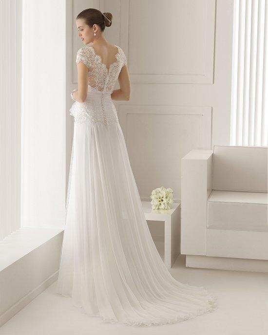 Коллекция свадебных платьев Rosa Clara 2015 фото №55