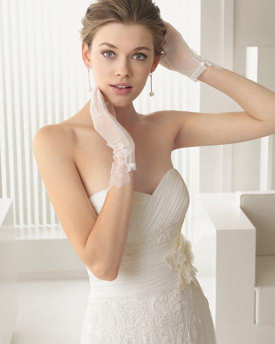 Коллекция свадебных платьев Rosa Clara 2015 фото №56