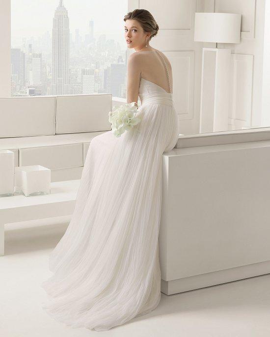 Коллекция свадебных платьев Rosa Clara 2015 фото №61