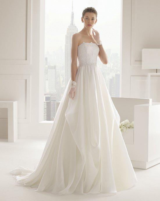 Коллекция свадебных платьев Rosa Clara 2015 фото №63