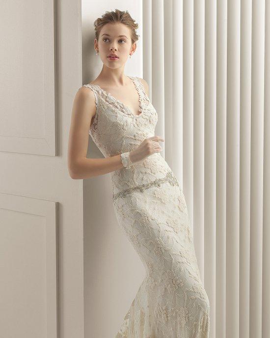Коллекция свадебных платьев Rosa Clara 2015 фото №66