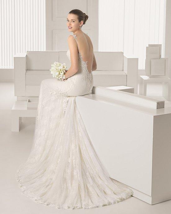 Коллекция свадебных платьев Rosa Clara 2015 фото №69