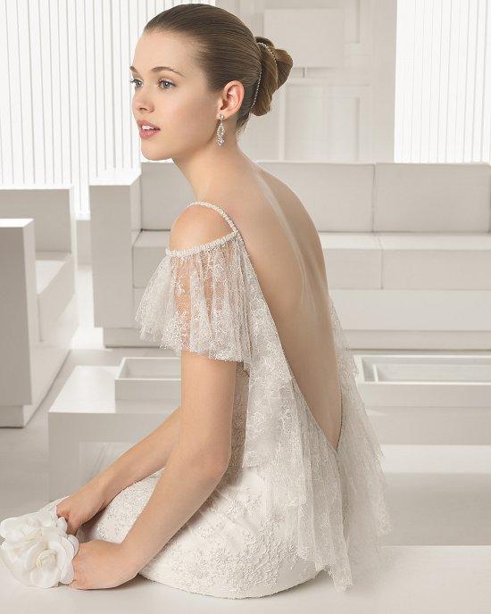 Коллекция свадебных платьев Rosa Clara 2015 фото №70