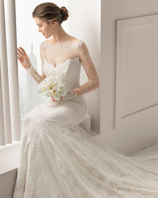 Коллекция свадебных платьев Rosa Clara 2015 фото №72