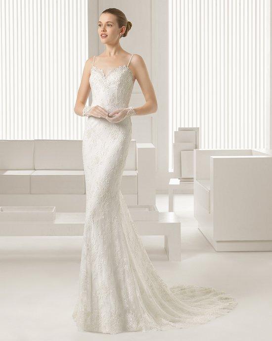 Коллекция свадебных платьев Rosa Clara 2015 фото №74