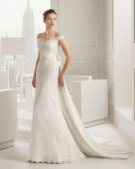 Коллекция свадебных платьев Rosa Clara 2015 фото №76