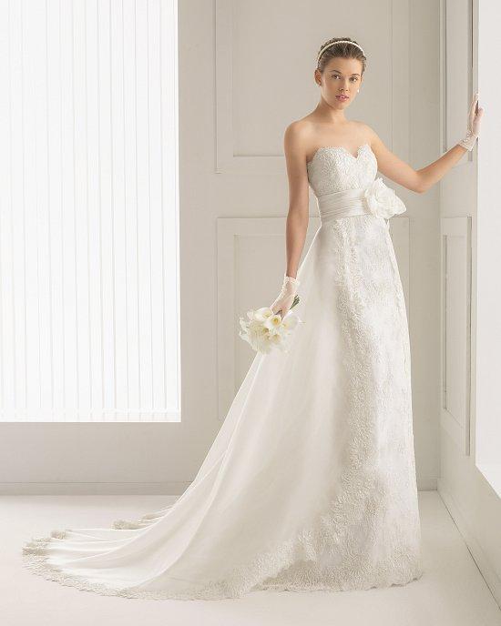 Коллекция свадебных платьев Rosa Clara 2015 фото №78