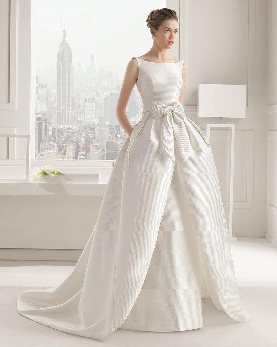 Коллекция свадебных платьев Rosa Clara 2015 фото №79