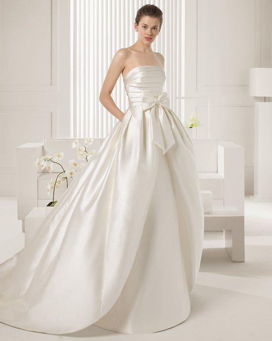 Коллекция свадебных платьев Rosa Clara 2015 фото №80