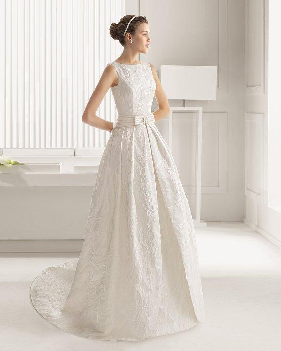 Коллекция свадебных платьев Rosa Clara 2015 фото №82
