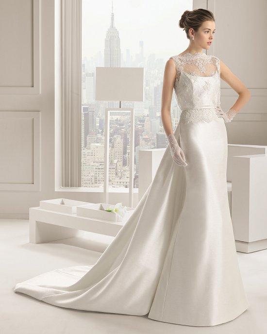 Коллекция свадебных платьев Rosa Clara 2015 фото №83