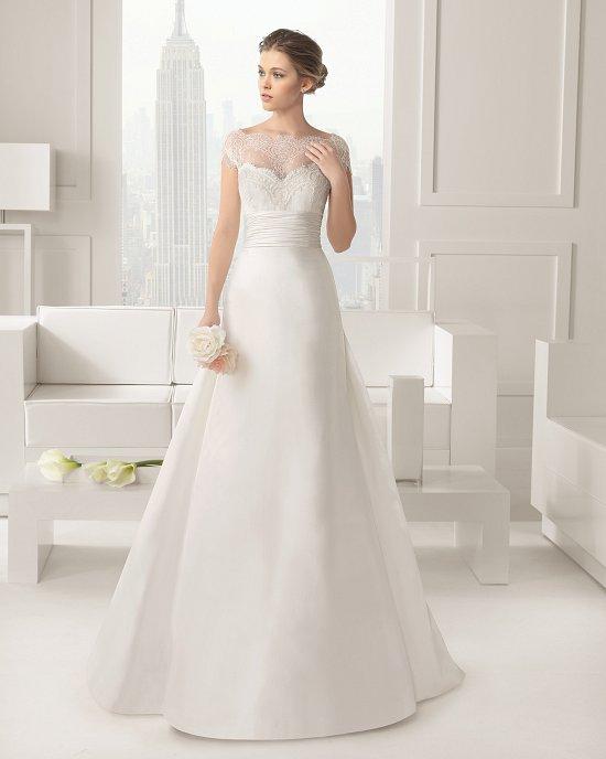 Коллекция свадебных платьев Rosa Clara 2015 фото №85