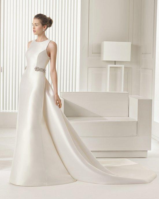 Коллекция свадебных платьев Rosa Clara 2015 фото №86
