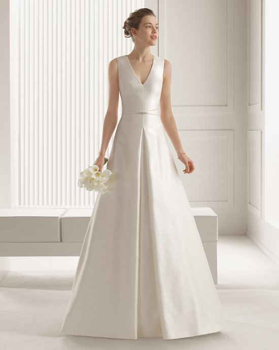 Коллекция свадебных платьев Rosa Clara 2015 фото №96