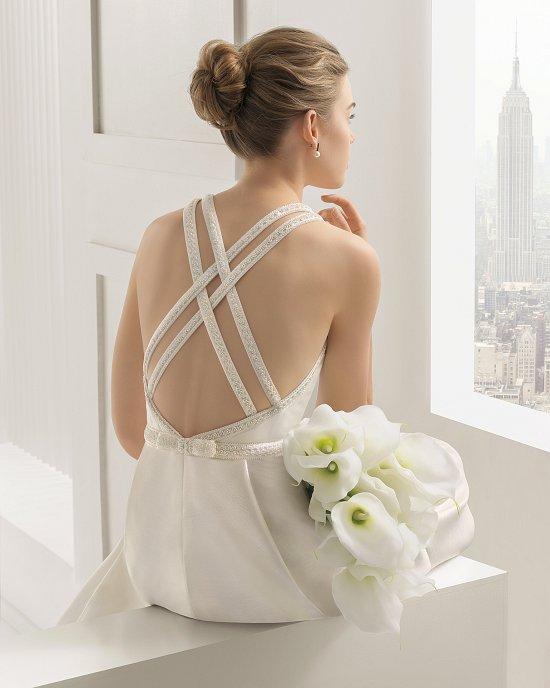 Коллекция свадебных платьев Rosa Clara 2015 фото №98