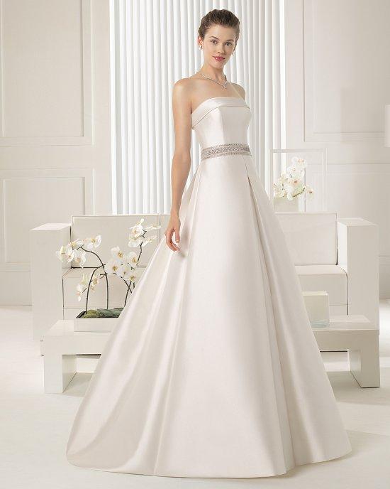 Коллекция свадебных платьев Rosa Clara 2015 фото №100