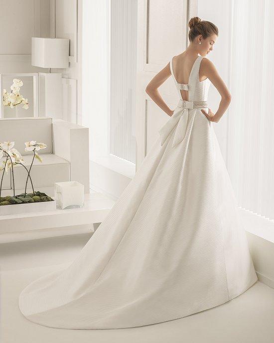 Коллекция свадебных платьев Rosa Clara 2015 фото №102