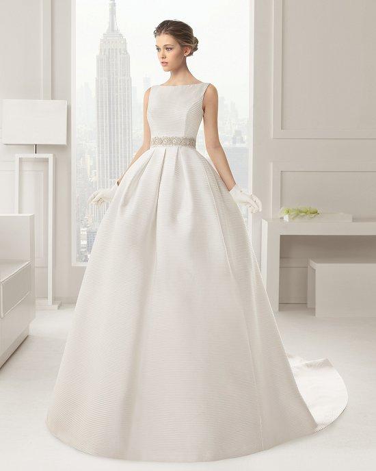 Коллекция свадебных платьев Rosa Clara 2015 фото №101