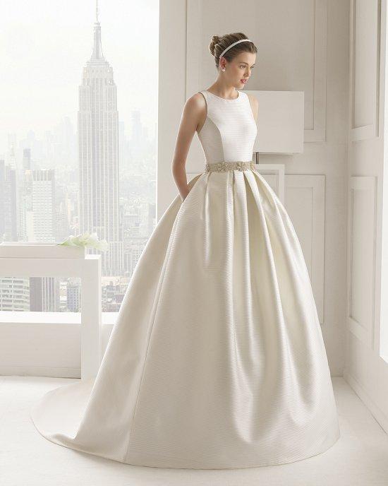 Коллекция свадебных платьев Rosa Clara 2015 фото №103