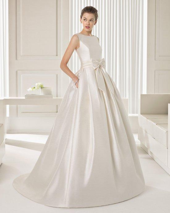 Коллекция свадебных платьев Rosa Clara 2015 фото №104