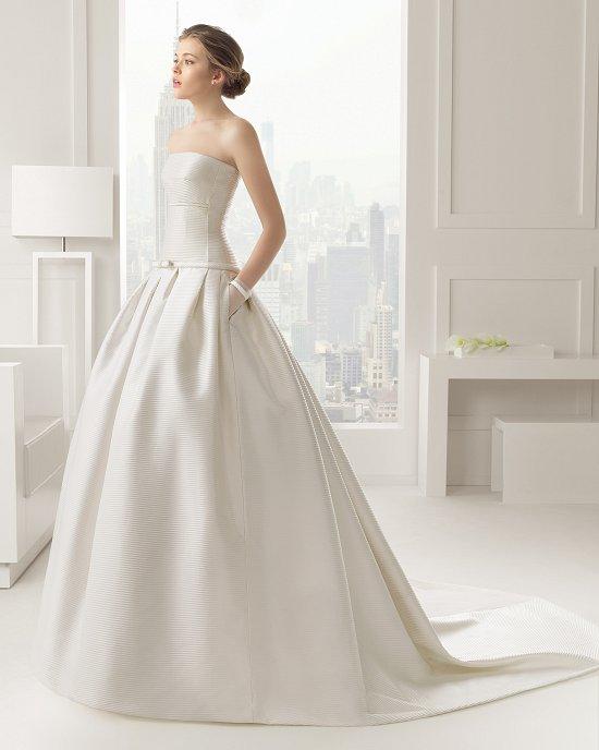 Коллекция свадебных платьев Rosa Clara 2015 фото №105