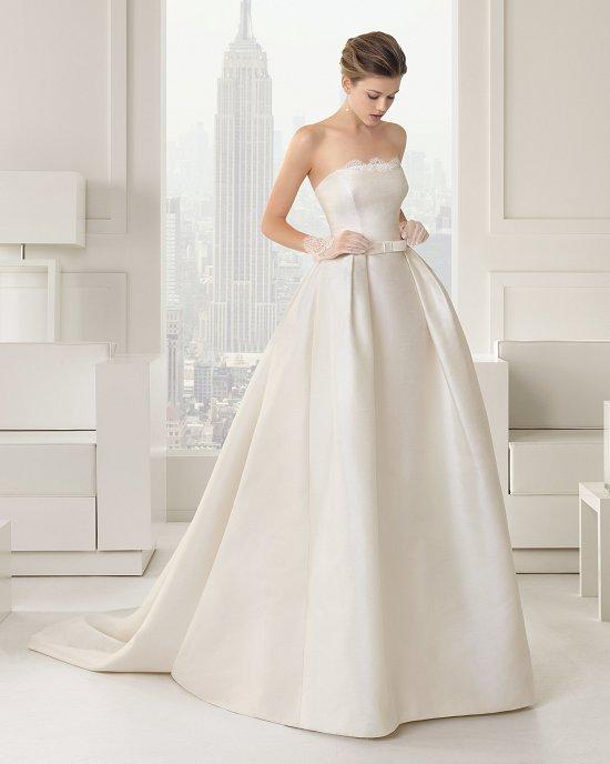Коллекция свадебных платьев Rosa Clara 2015 фото №106