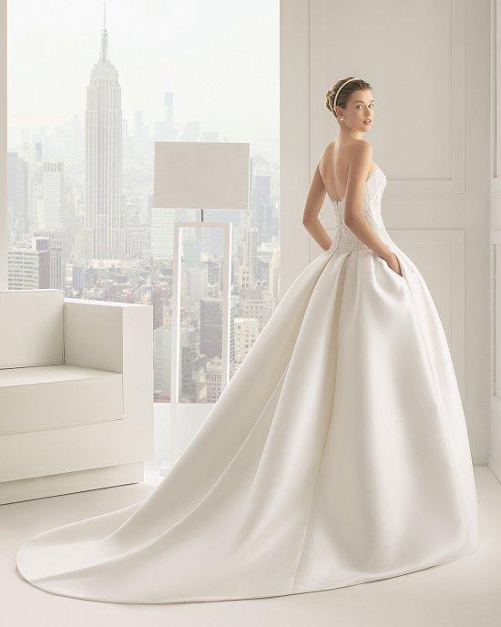 Коллекция свадебных платьев Rosa Clara 2015 фото №108